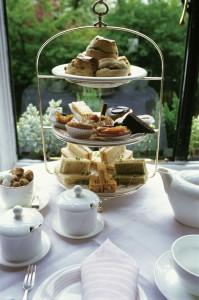 Savoy Afternoon Tea