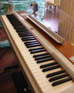 Yamah P-155 Digital Piano